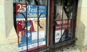 Fest auf der Bölsche am 9.+10. Mai: Unser Rathaus ist mit dabei