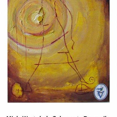 "Aukt-Nr. 52 | Miela Westphal | ""Gebremste Dynamik"", 2016, Acryl auf Leinwand | Einstiegsgebot 120 €"