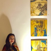 Olivia Berger - Malerei