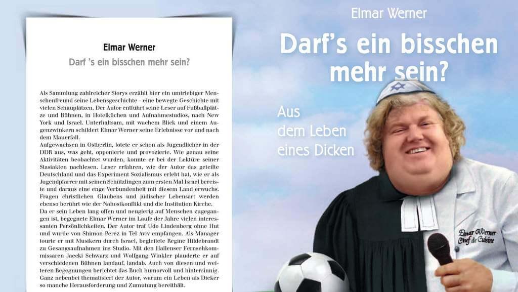 Elmar Werner Buchcover