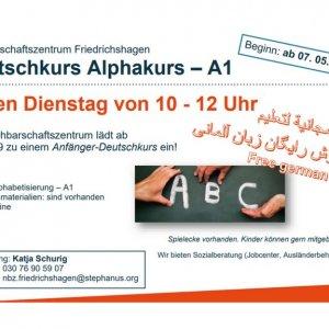 Deutschkurs A1