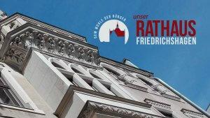Rathaus Friedrichshagen Titel Veranstaltung 2018-04-08