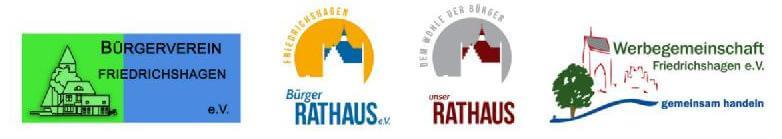 Logos der Gastgeber