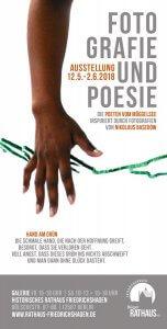 Plakat Fotografie und Poesie-2018-05