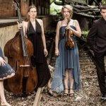 Das Cuartetto Rotterdam Konzert am 27.5.2018 im historischen Rtahaus Friedrichshagen