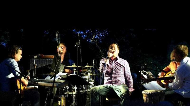 Bandfoto: Im Bett mit Udo