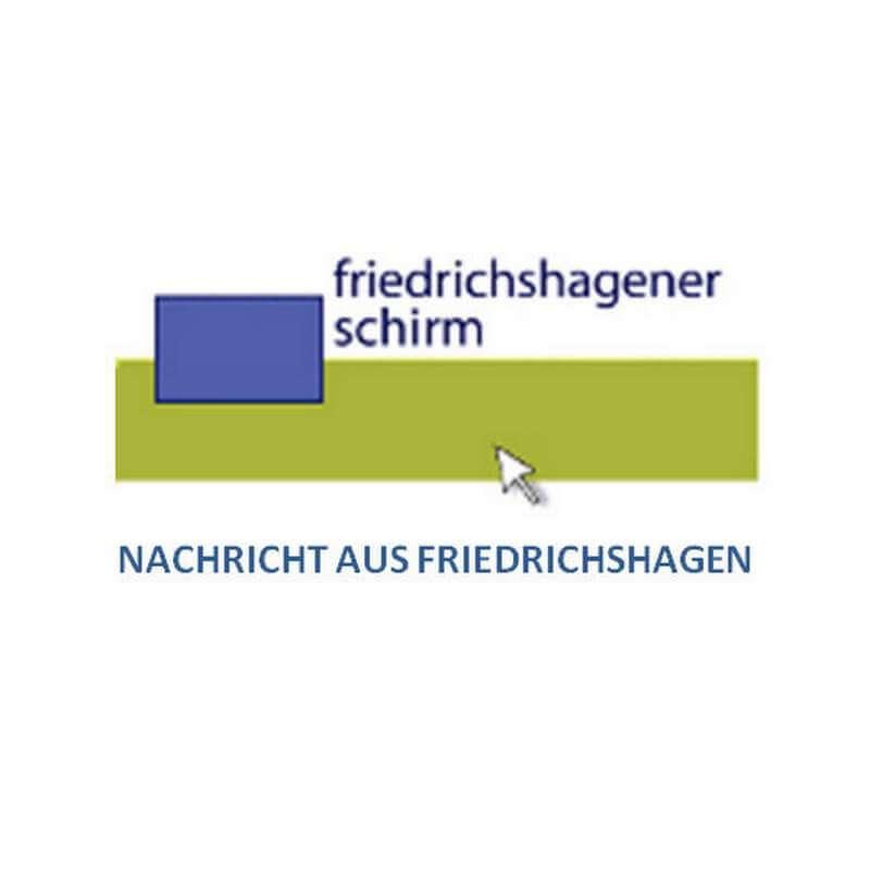 LOGO Redaktion Friedrichshagener Schirm
