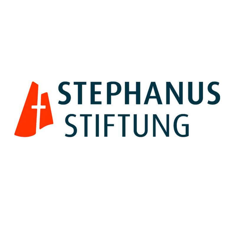 Logo Stephanus-Stiftung