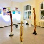 Rathaus Friedrichshagen Galerieraum-Ausstellung