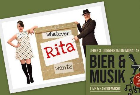 2018-10-Bier+Musik-WhateverRita wants-Titel-rhf1