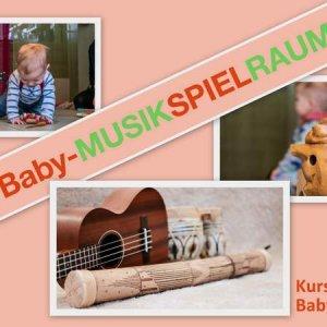 Kurs Eltern-Baby-MusikSpielRaum (Babys 8-18 Mon.)