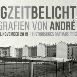 """AUSSTELLUNG """"Langzeitbelichtung - Fotografien von André Lang"""""""
