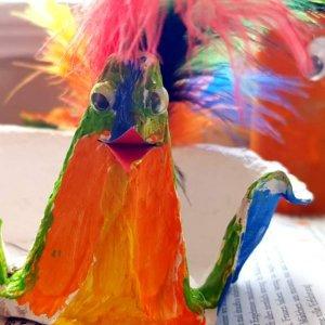 Kreativwerkstatt: Basteln für Kindern