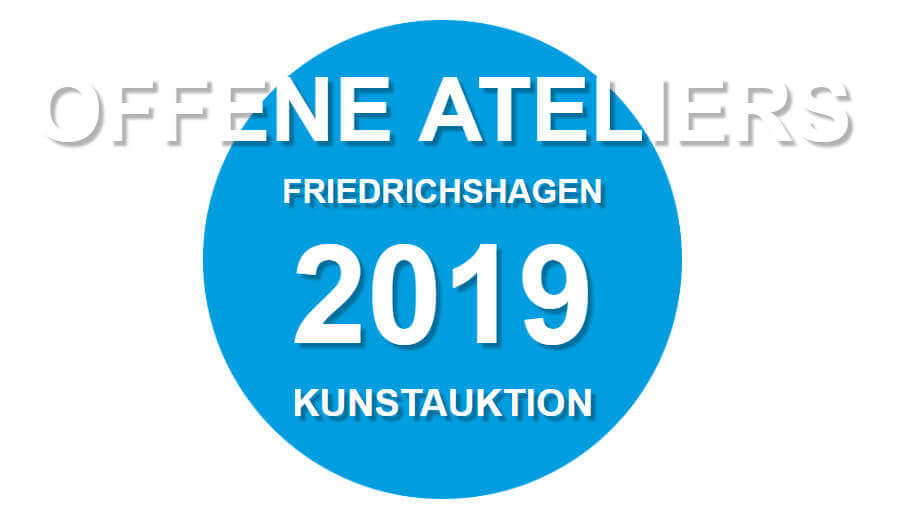 Offene Ateliers 2019-Kunstauktion