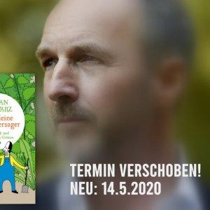 """LESUNG Stefan Schwarz """"Der kleine Gartenversager"""""""