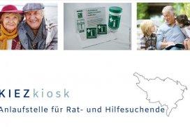 KIEZKIOSK - Anlaufstelle für Rat- und Hilfesuchende