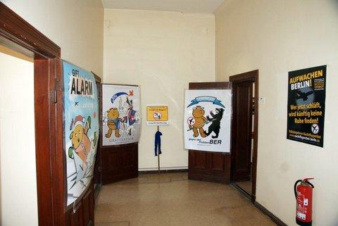 2012-09: Rathaus Friedrichshagen Tag der offenen Tür - Einblicke