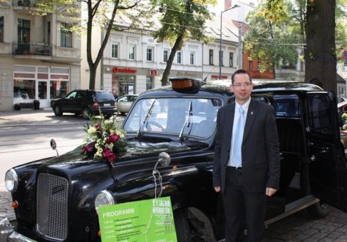 2012-09: Rathaus Friedrichshagen Tag der offenen Tür - Oliver Igel und unsere gemeinsame Vision