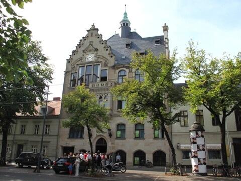 2012-09: Rathaus Friedrichshagen