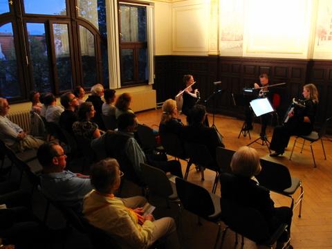 2012-09: Rathaus Friedrichshagen Tag der offenen Tür - Konzert im historischen Ratssaal